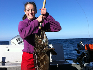 Salmon fishing charters, fishing guides Vancouver Island, BC