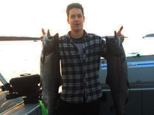 Vancouver Island salmon fishing, Vancouver Island fishing charters, eco boat tours, BC