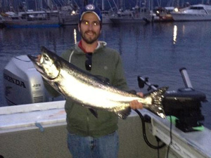 Experienced Vancouver Island fishing guides, Vancouver Island fishing charters, eco boat tours.
