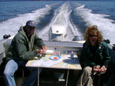 Relax and enjoy the scenery, Vancouver Island fishing charters, eco boat tours, BC